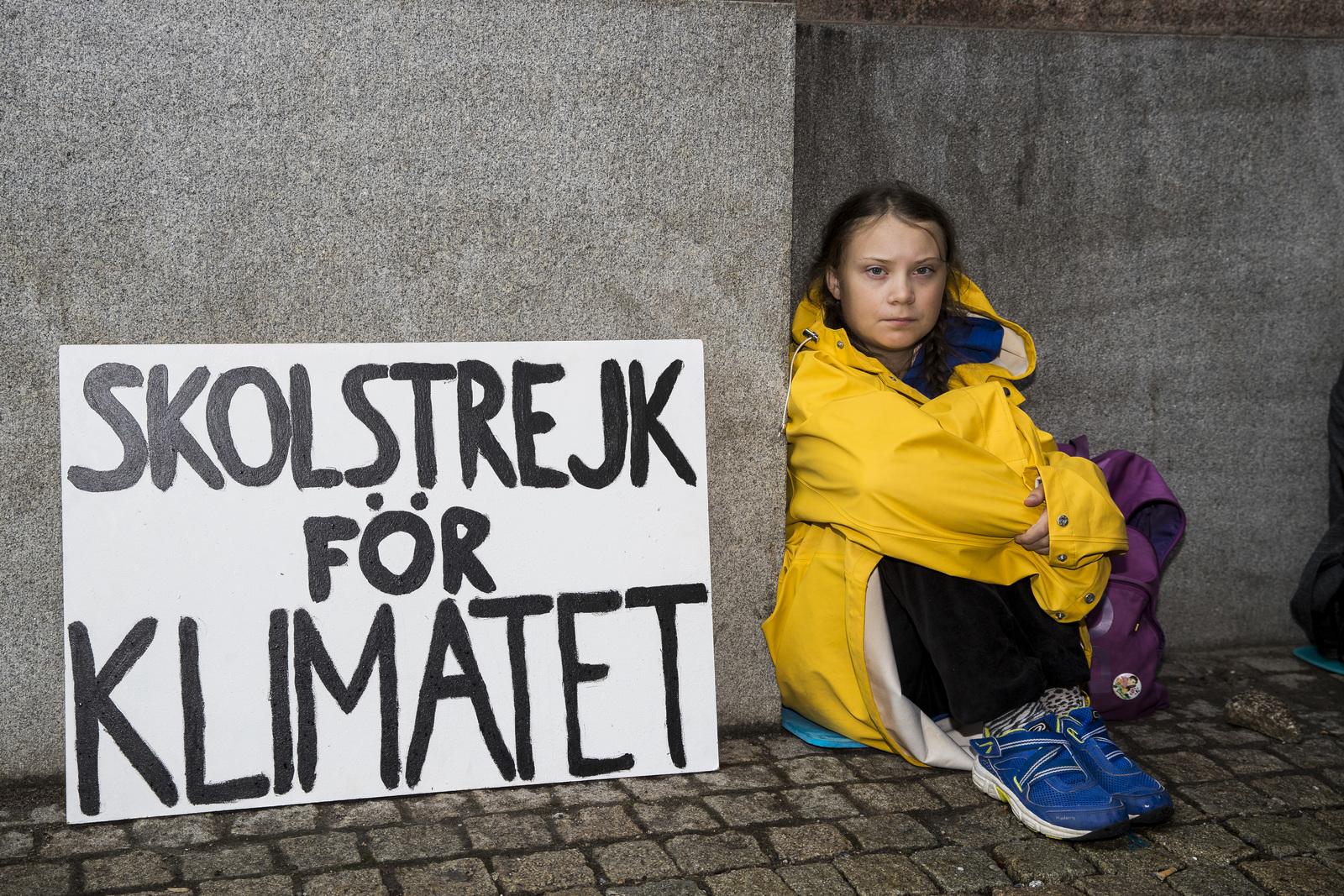 Greta Ernman Thunberg